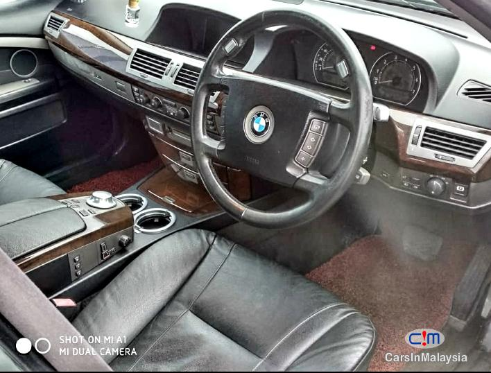 BMW 7 Series VIP LIMOUSINE LUXURY Automatic 2004 in Malaysia - image