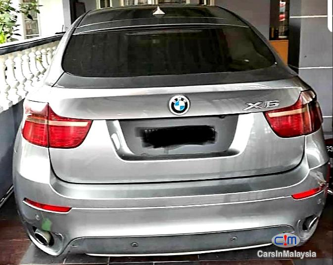 Pictures of BMW X 3.0-LITER BMW X6 LUXURY SUV Automatic 2008