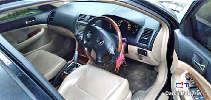 Honda Accord 2.4-Liter Luxury Sedan Automatic 2005 in Malaysia