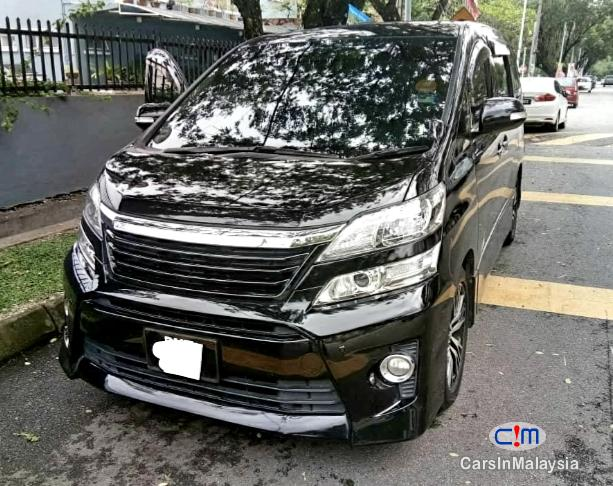 Picture of Toyota Vellfire 2.4-Liter Luxury Family MPV 7 Seater Automatic 2014