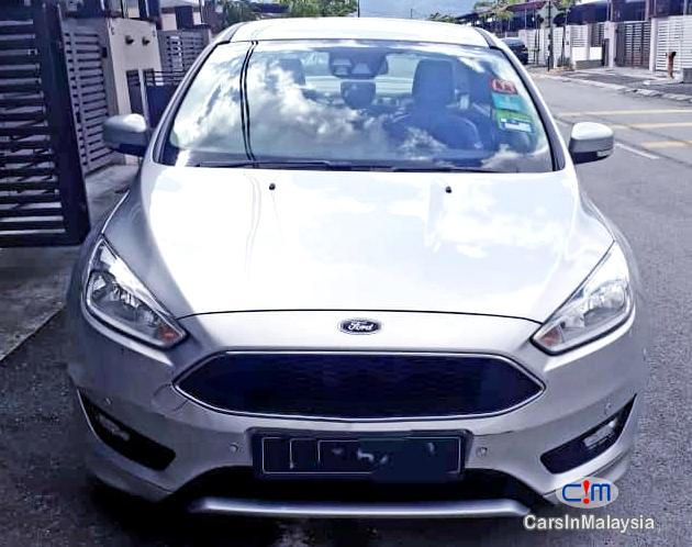 Picture of Ford Focus 1.5-LITER ECONOMIC TURBO SEDAN LUXURY Automatic 2018