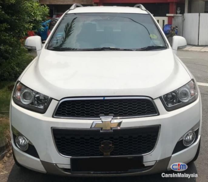 Picture of Chevrolet Captiva 2.0-LITER LUXURY FAMILY SUV Automatic 2013