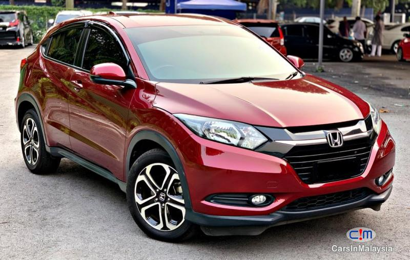 Picture of Honda HR-V 1.8-LITER FAMILY ECONOMY SUV Automatic 2017