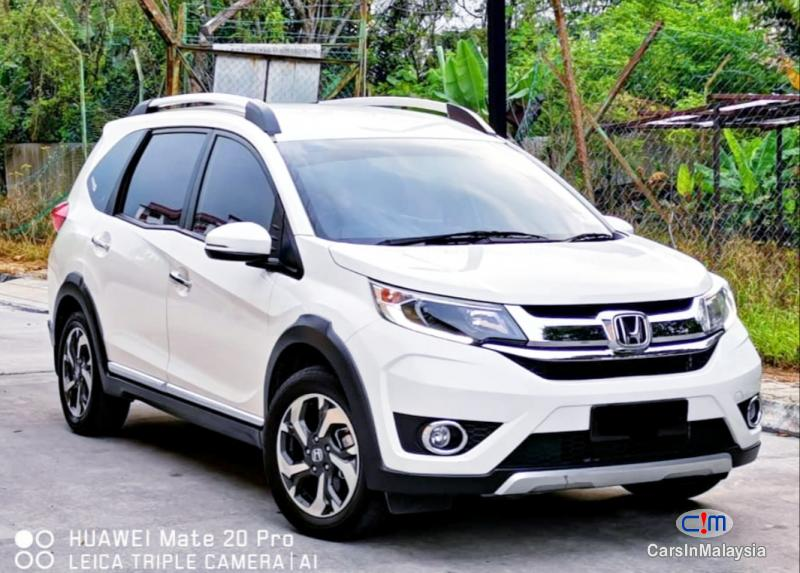 Pictures of Honda BR-V 1.5-LITER ECONOMY SUV Automatic 2018