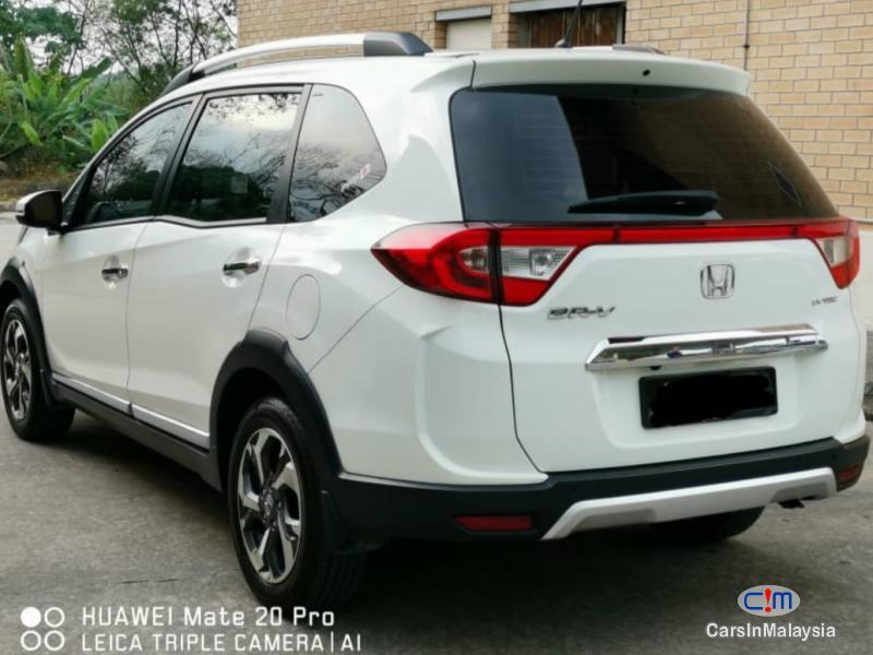 Honda BR-V 1.5-LITER ECONOMY SUV Automatic 2018