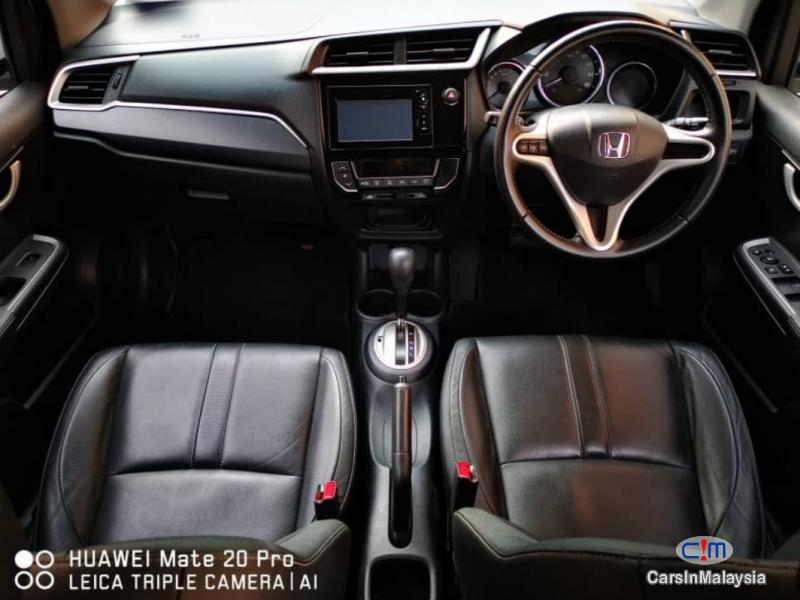 Honda BR-V 1.5-LITER ECONOMY SUV Automatic 2018 in Selangor