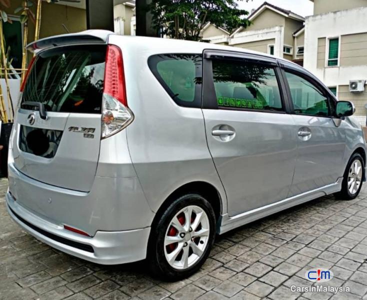 Perodua Alza 1.5-LITER ECONOMY MPV Automatic 2011