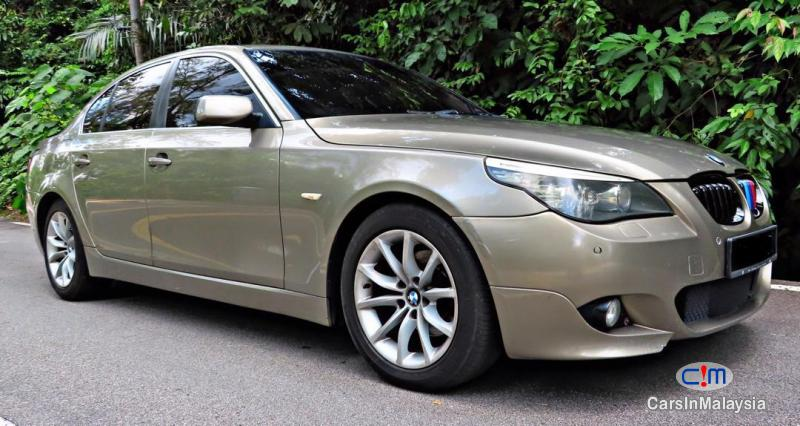 Pictures of BMW 5 Series 2.5-LITER LUXURY SEDAN Automatic 2008