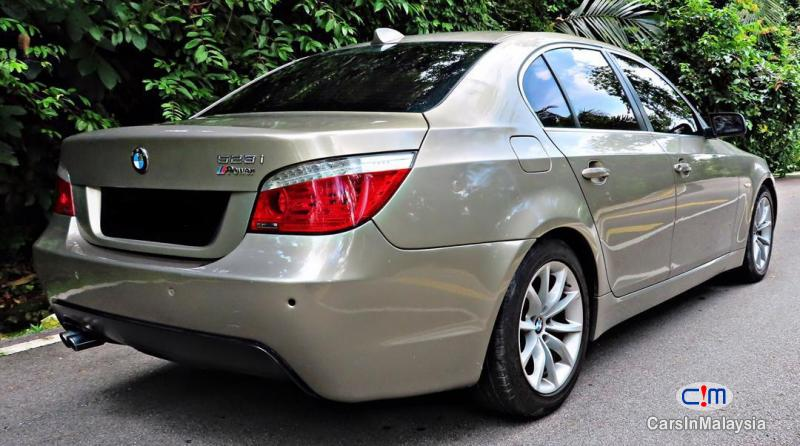 BMW 5 Series 2.5-LITER LUXURY SEDAN Automatic 2008