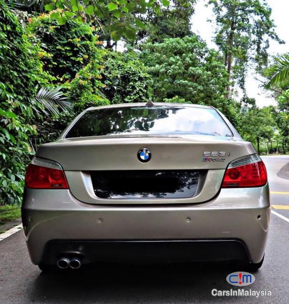BMW 5 Series 2.5-LITER LUXURY SEDAN Automatic 2008 in Malaysia