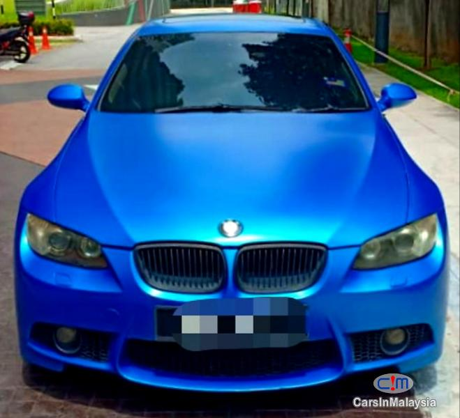 Picture of BMW 3 Series 3.5-LITER LUXURY SPORT SEDAN Automatic 2010