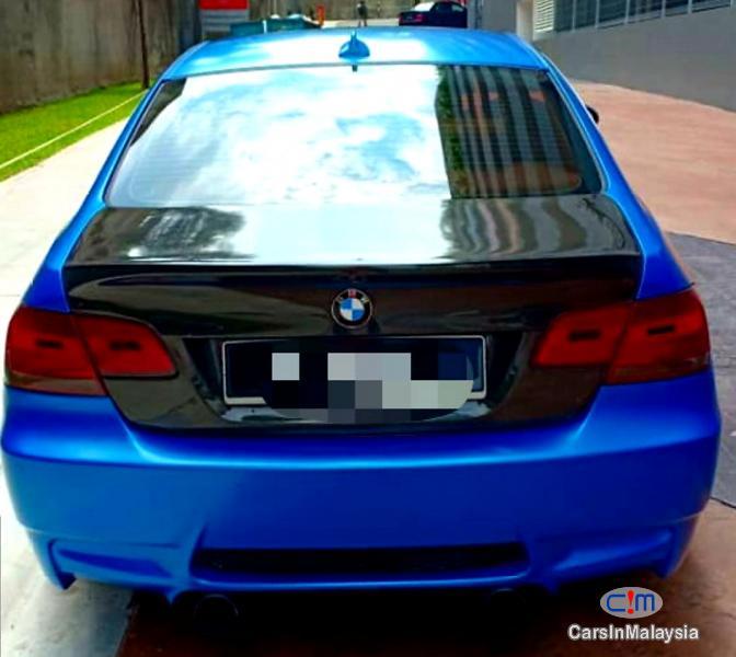 BMW 3 Series 3.5-LITER LUXURY SPORT SEDAN Automatic 2010