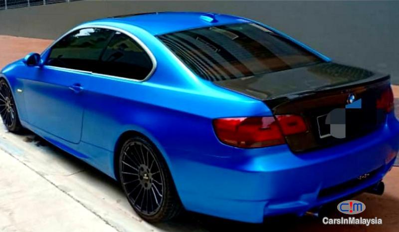 BMW 3 Series 3.5-LITER LUXURY SPORT SEDAN Automatic 2010 in Malaysia