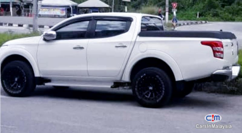 Picture of Mitsubishi Triton 2.5-LITER 4x4 DOUBLE CAB DIESEL TURBO Automatic 2017
