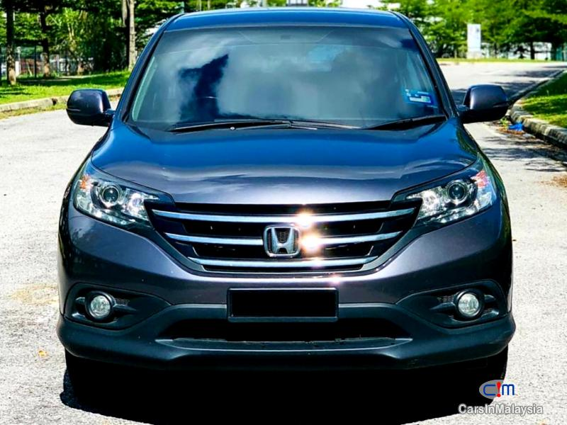 Honda CR-V 2.0-LITER ECONOMIC FAMILY SUV Automatic 2014