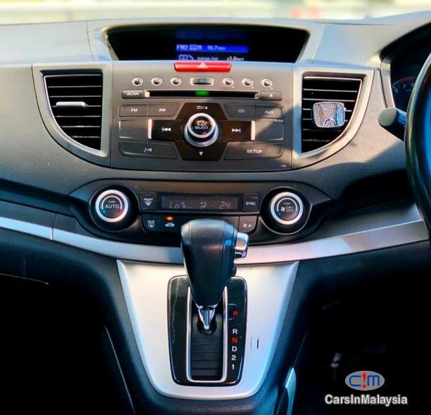 Picture of Honda CR-V 2.0-LITER ECONOMIC FAMILY SUV Automatic 2014 in Malaysia