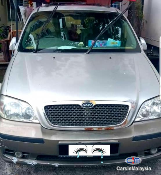 Pictures of Naza Ria 2.5-LITER FAMILY MPV Automatic 2004
