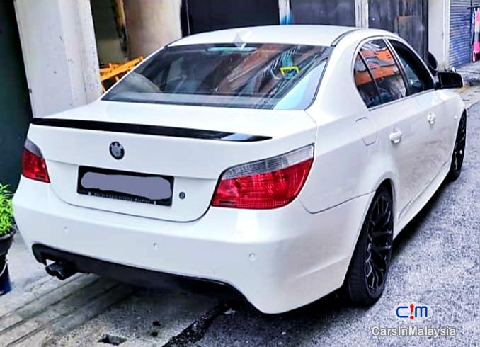 Pictures of BMW 5 Series 2.5-LITER LUXURY SALOON Automatic 2004