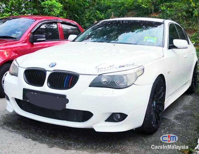 BMW 5 Series 2.5-LITER LUXURY SALOON Automatic 2004 in Selangor