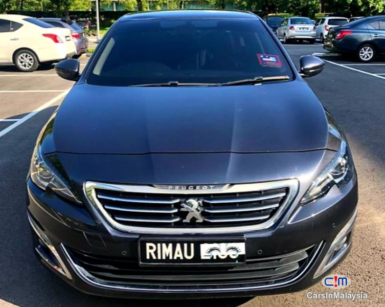 Pictures of Peugeot 408 1.6-LITER FAMILY LUXURY SALOON Automatic 2017