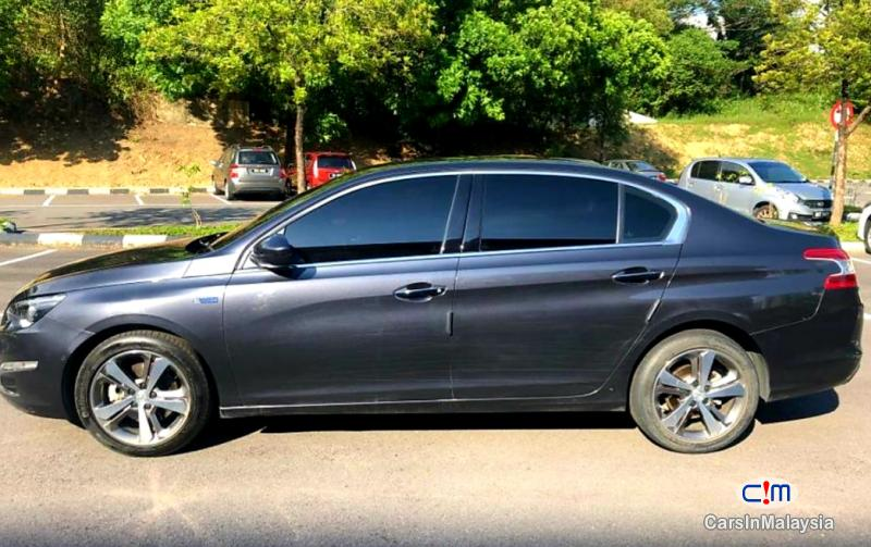 Peugeot 408 1.6-LITER FAMILY LUXURY SALOON Automatic 2017 in Malaysia