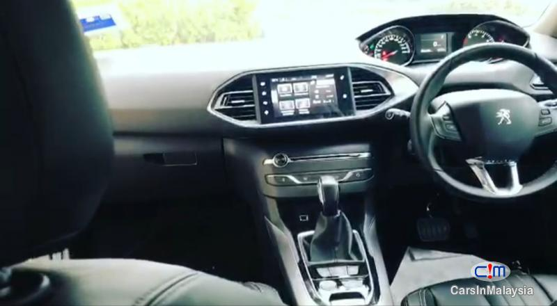 Picture of Peugeot 408 1.6-LITER FAMILY LUXURY SALOON Automatic 2017 in Malaysia