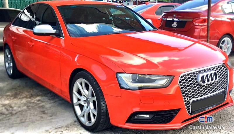 Picture of Audi A4 1.8-LITER LUXURY SEDAN Automatic 2012