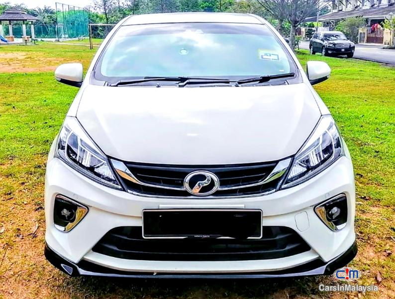 Perodua Myvi 1.5-LITER ECONOMY HATCHBACK Automatic 2018 in Selangor