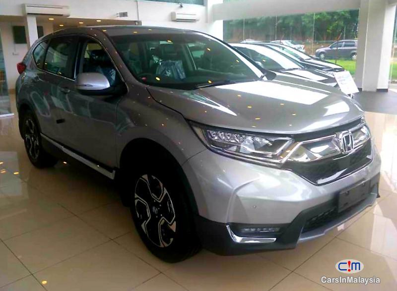 Honda CR-V 1.5-LITER LUXURY FAMILY SUV Automatic 2020