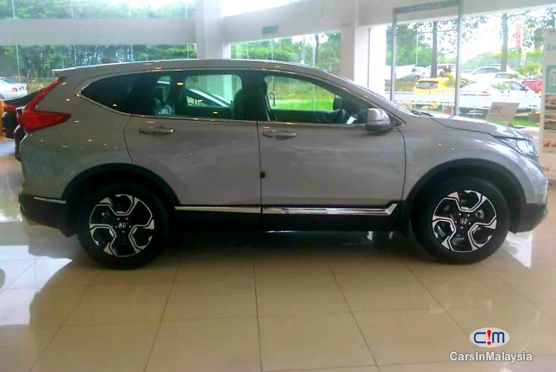 Honda CR-V 1.5-LITER LUXURY FAMILY SUV Automatic 2020 in Malaysia