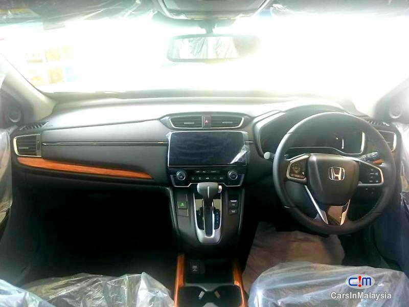 Honda CR-V 1.5-LITER LUXURY FAMILY SUV Automatic 2020 in Kuala Lumpur - image