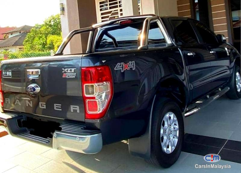 Picture of Ford Ranger 2.2-LITER 4X4 4WD DIESEL TURBO DOUBLE CAB CHASSIS Automatic 2017