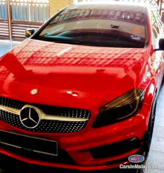 Picture of Mercedes Benz A180 1.6-LITER AMG TURBO SPORTY HATCHBACK Automatic 2015