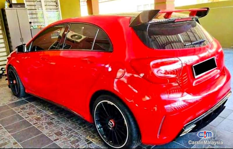 Mercedes Benz A180 1.6-LITER AMG TURBO SPORTY HATCHBACK Automatic 2015 - image 6