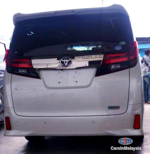 Picture of Toyota Alphard 2.5-LITER LUXURY FAMILY MPV Automatic 2020