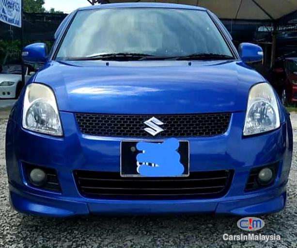 Suzuki Swift 1.5-LITER ECONOMY HATCHBACK Automatic 2010 in Kuala Lumpur