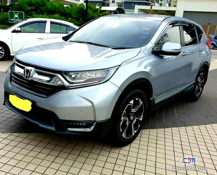 Pictures of Honda CR-V 1.5-LITER LUXURY FAMILY SUV Automatic 2018
