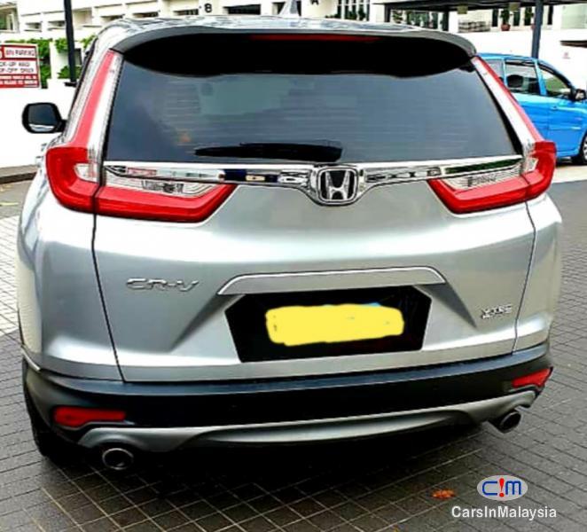 Honda CR-V 1.5-LITER LUXURY FAMILY SUV Automatic 2018 in Malaysia