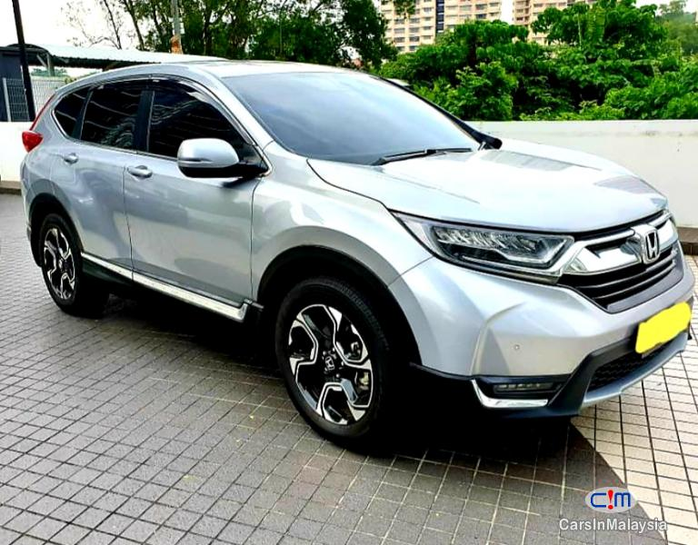 Picture of Honda CR-V 1.5-LITER LUXURY FAMILY SUV Automatic 2018 in Malaysia