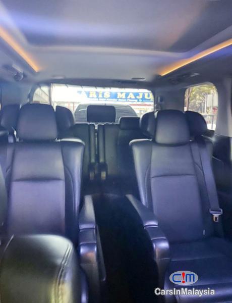 Toyota Alphard 3.5-LITER LUXURY PILOT SEATS FULLSPEC MPV Automatic 2016 - image 9