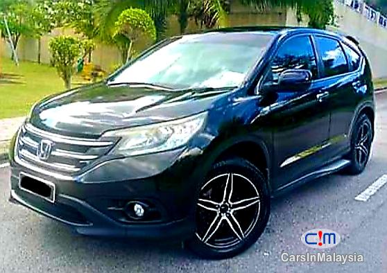 Picture of Honda CR-V 2.4-LITER 4WD LUXURY FAMILY SUV Automatic 2014