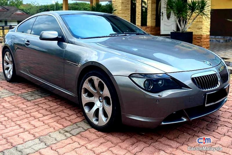 Picture of BMW 6 Series 4.4-LITER LUXURY COUPE V8 POWERFUL ENGINE Automatic 2010