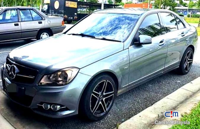 Picture of Mercedes Benz C250 CGI 1.8-LITER TURBO LUXURY SEDAN Automatic 2011
