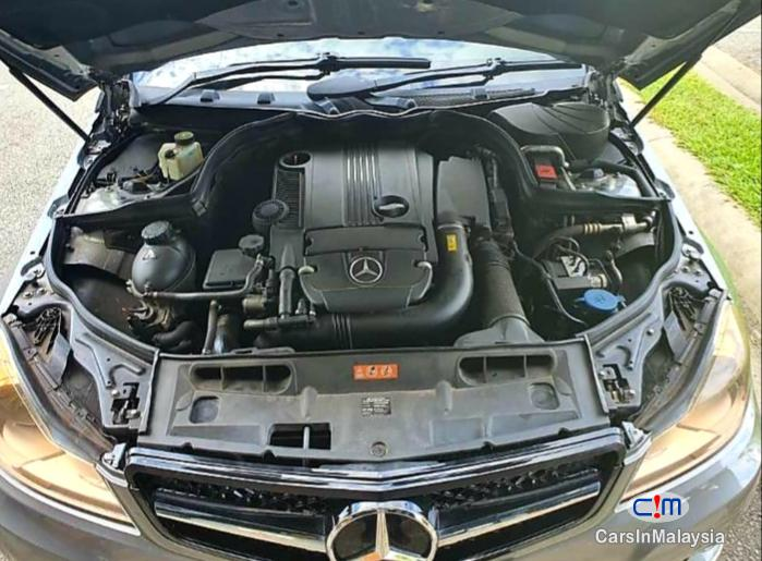 Mercedes Benz C250 CGI 1.8-LITER TURBO LUXURY SEDAN Automatic 2011 in Malaysia - image