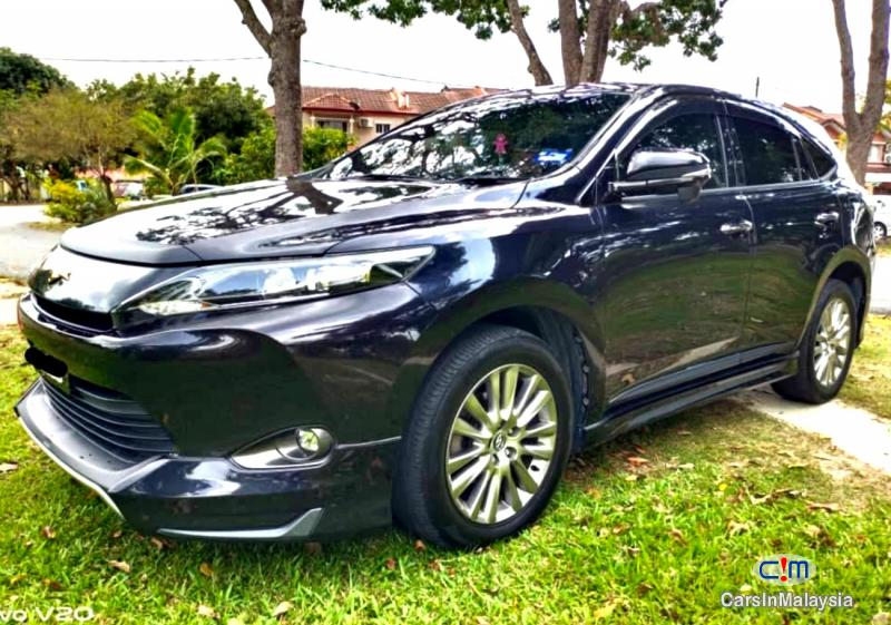 Picture of Toyota Harrier 2.0-LITER SUV LUXURY CAR Automatic 2015