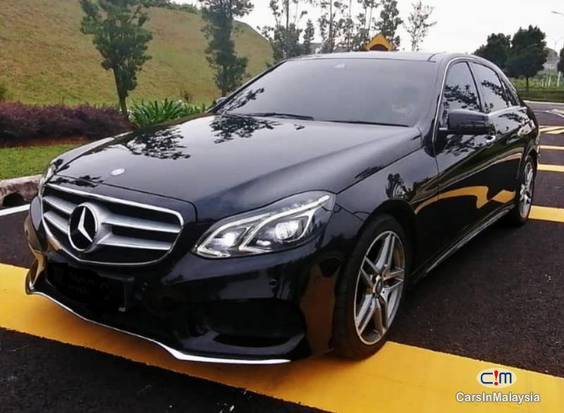 Picture of Mercedes Benz E300 2.1-LITER TURBO DIESEL LUXURY SEDAN Automatic 2014 in Selangor