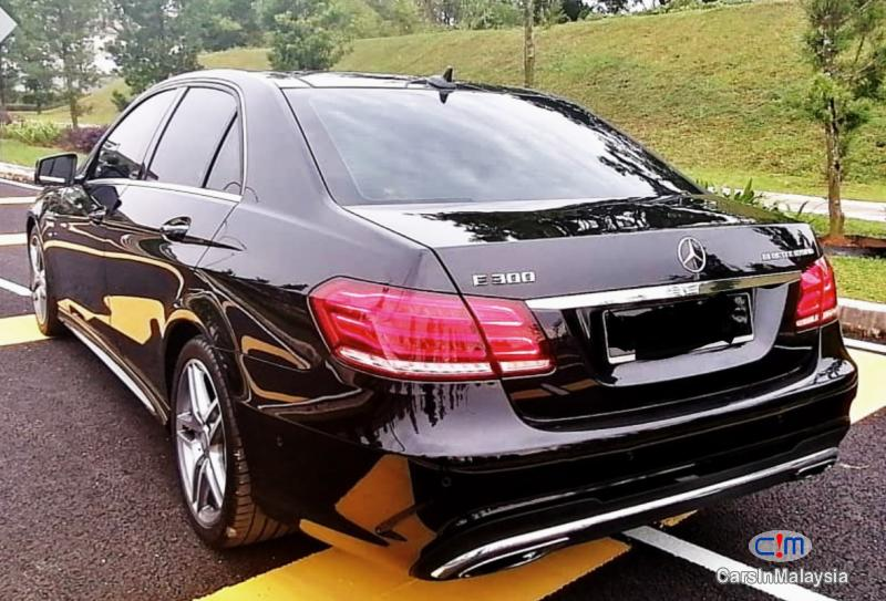 Picture of Mercedes Benz E300 2.1-LITER TURBO DIESEL LUXURY SEDAN Automatic 2014 in Malaysia
