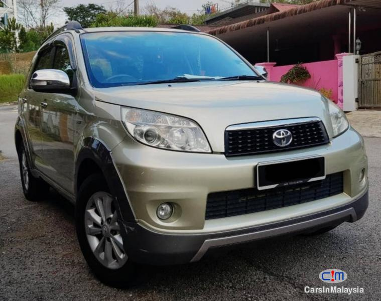 Picture of Toyota Rush 1.5-LITER FUEL ECONOMY FAMILY SUV Automatic 2011