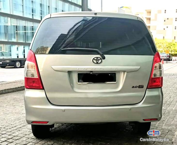 Picture of Toyota Innova 2.0-LITER FAMILY MPV 7 SEATER Automatic 2011