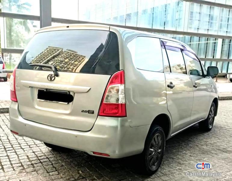 Toyota Innova 2.0-LITER FAMILY MPV 7 SEATER Automatic 2011 in Selangor